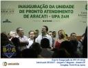 Inauguração da UPA 24 Horas 25.10.17-10